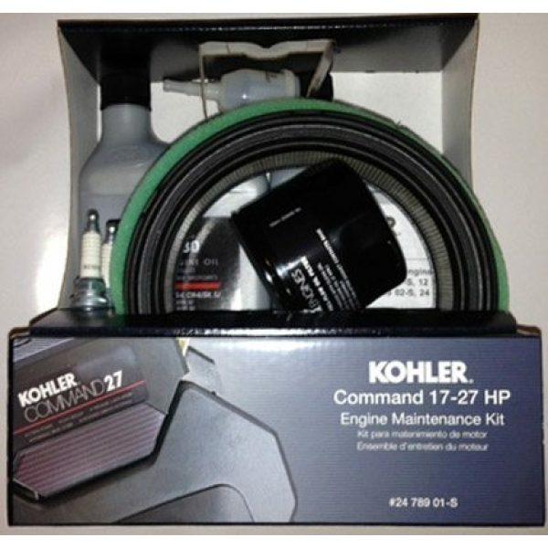 Kohler Command 2-syl. moottorin huoltosarja