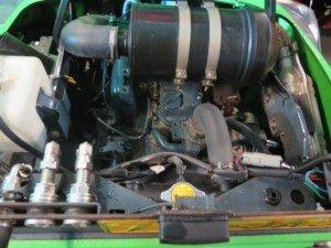 kubota moottori