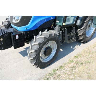 Solis 50 rx 4wd traktori etukuormaajalla