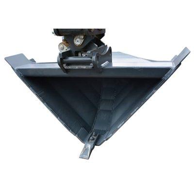 Kaivurin kauha kaivurit 150/260 s30 kiinnike