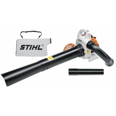 Stihl sh56 lehtipuhallin/lehti-imuri