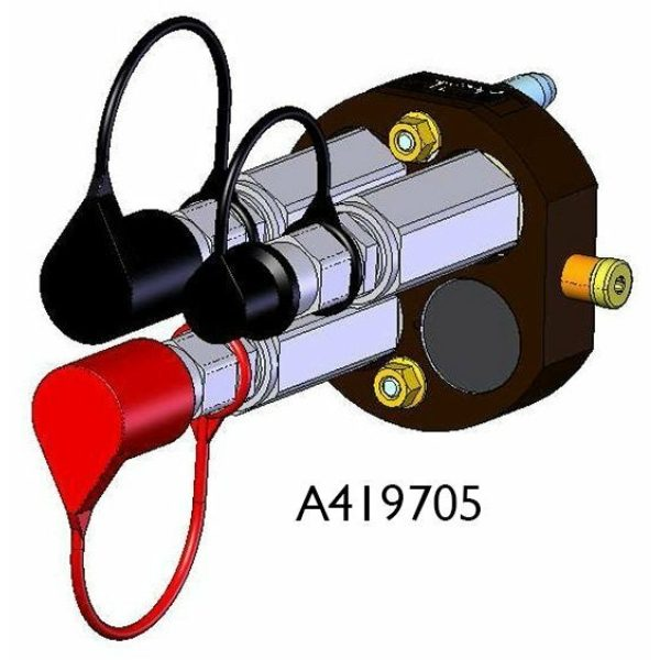 Adapteri sarjapikaliitin-tavalliset pikaliittimet 200-srj