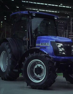 Solis traktorit